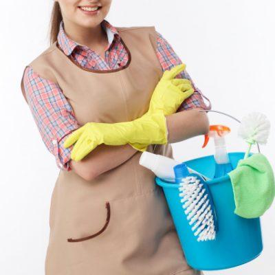 オフィスの日常清掃の紹介